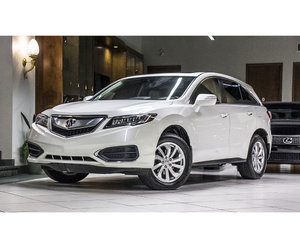 2017 Acura RDX TECH PKG**GPS*BLIND SPOT*LEATHER**