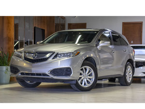 2017 Acura RDX TECH PKG**1 OWNER*GPS*BLIND SPOT*ADAPTIVE CRUISE**