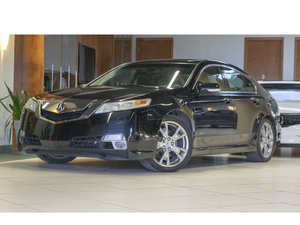 2010 Acura TL TECH PKG SH-AWD**A-SPEC*GPS*1 OWNER**