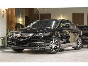 Acura TLX TECH PKG**GPS*BLIND SPOT*ADAPTIVE CRUISE* 2017