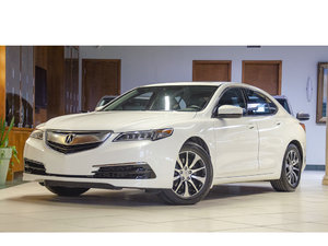 2017 Acura TLX TECH PKH**1 OWNER*4 CYL*GPS*BLIND SPOT**