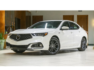 Acura TLX Elite A-Spec SH-AWD **DEMO** 2018