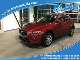 2019 Mazda CX-3 GX AWD