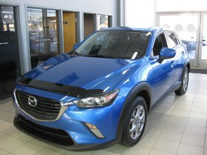 2016 Mazda CX-3 GS cuir toit camera mags