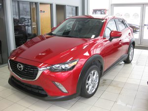 2016 Mazda CX-3 GS FWD TOIT NAVIGATION MAGS
