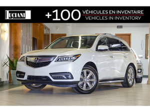 Acura MDX Version Elite * Navigation * Camera * Toit Ouvrant 2016