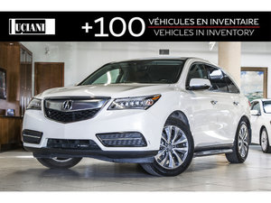2016 Acura MDX 2016 Acura MDX * Tech * Navigation * Certified