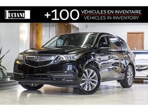 2016 Acura MDX 2016 Acura MDX * Navigation * Warranty 130 000km*