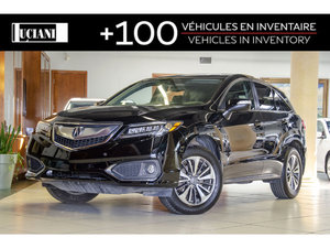 Acura RDX RDX * Elite * Navigation * Sunroof * LED Lighting 2016