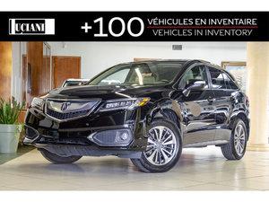 2016 Acura RDX 2016 Acura RDX * ELITE * Navigation * Certifié *