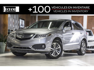 Acura RDX 2016 Acura RDX * ELITE * NAVIGATION * CERTIFIED * 2016