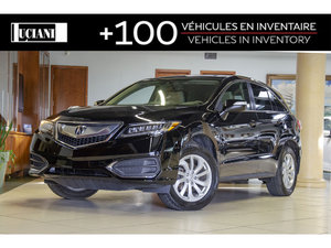 Acura RDX TECH PKG**1 OWNER*GPS*BLIND SPOT*ADAPTIVE CRUISE** 2017