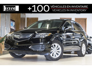 2017 Acura RDX 2017 Acura RDX Tech * Only 12 000km * Certified
