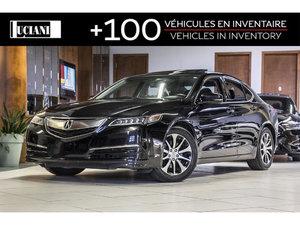 2016 Acura TLX 2016 Acura TLX * Sunroof * Warranty 130 000km *