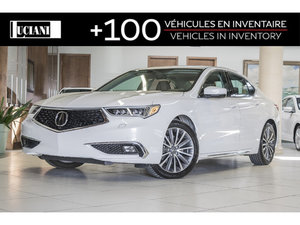 Acura TLX 2018 Acura TLX ELITE * NAVIGATION * APPLE CARPLAY 2018