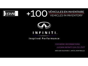 Infiniti Q60 2017 Infiniti Q60 - 2dr Cpe 3.0t Red Sport 400 2017