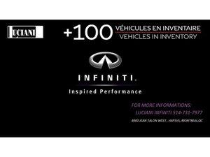 Infiniti QX50 2015 Infiniti QX50 - AWD!PREMIUM!JAMAIS ACCIDENTÉ! 2015