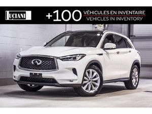 2019 Infiniti QX50 2019 Infiniti QX50 - LUXE AWD