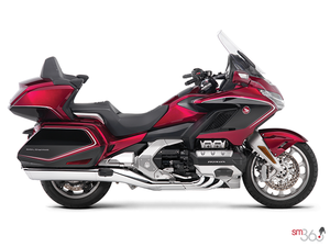 2018 Honda Gold Wing Tour DCT Airbag