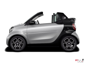 2018 smart fortwo electric drive cabriolet