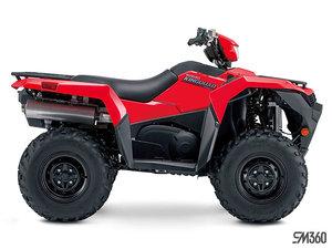 Suzuki KINGQUAD LT-A500XP  2019