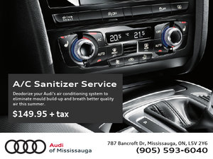 May A/C Sanitizer Service