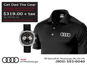 Father's Day 2018 Promotion