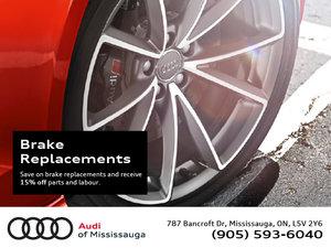 Brake Replacements