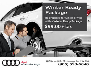 Winter Ready Package