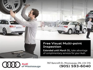 Free Visual Multi-point Inspection