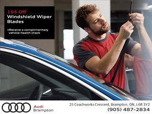 Audi Genuine Wiper Blades