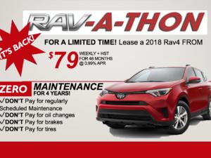 RAV-A-Thon is Back!