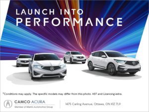 Launch into Performance