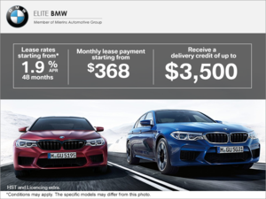 BMW Monthly Event