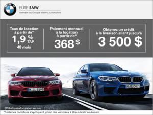 Événement mensuel BMW