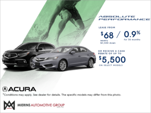 Acura Monthly Event