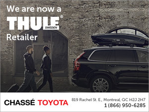 Bring your life | Thule