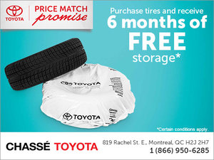 THE TOYOTA PRICE MATCH PROMISE