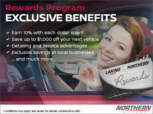 Take Advantage of Northern Nissan's Rewards Program
