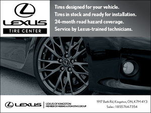 Lexus Tire Center