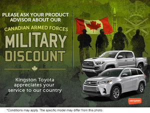 Military Discount !