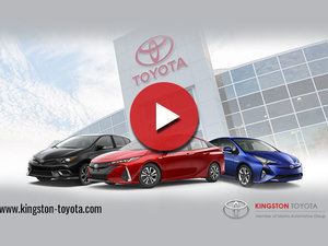 Kingston Toyota - July