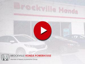 Brockville Honda - decembre