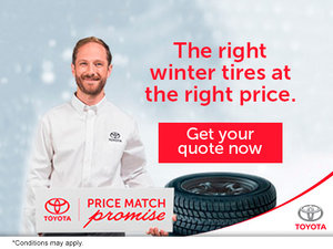 The Right Winter Tires at the Right Price