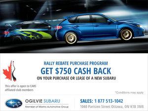 Rally Rebates