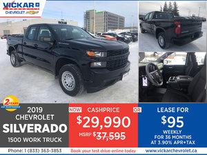2019 Silverado - Stock# KT51136