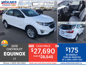 2019 Chevrolet Equinox - Stock# KT5318