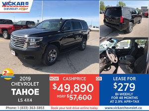 2019 Chevrolet Tahoe LS # KT1416