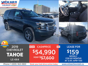 2019 Chevrolet Tahoe LS # KT1738