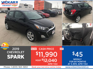 2019 CHEVY SPARK #  KC7017